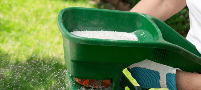 Make sure you use the right fertilizer for your lawn