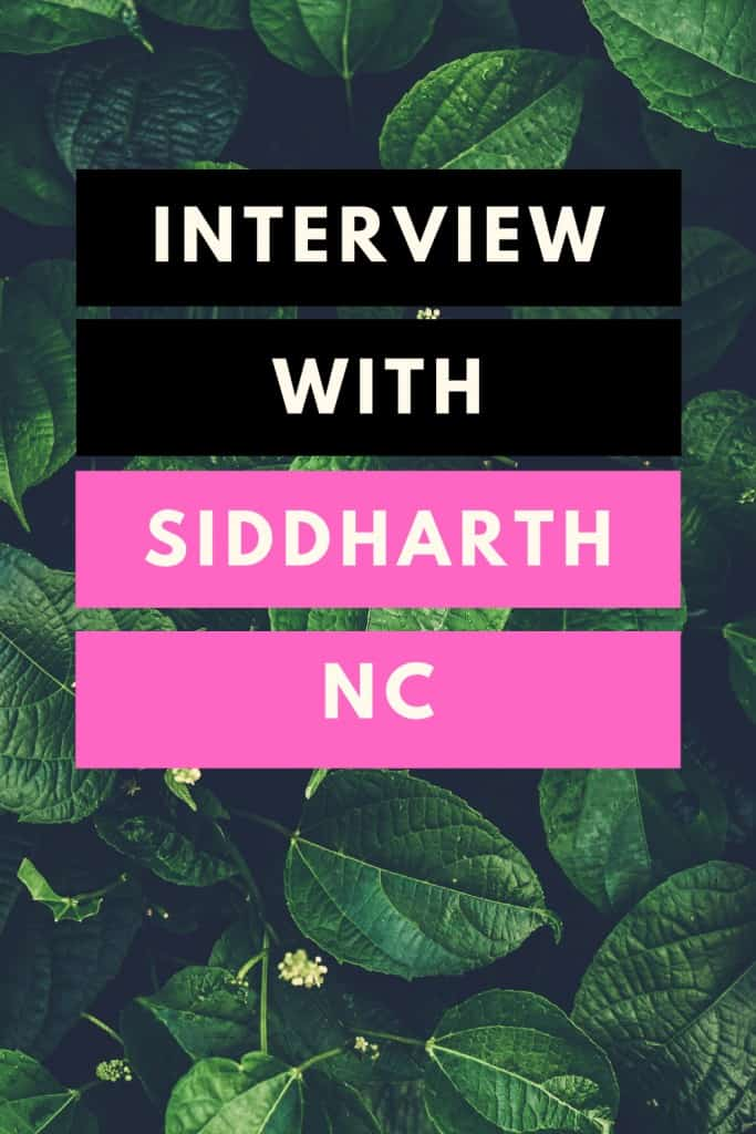 Interview with Siddharth Nc – Admin of Planet Discussion groups on FB