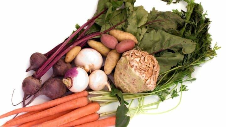 11 Vegetables Grown Underground