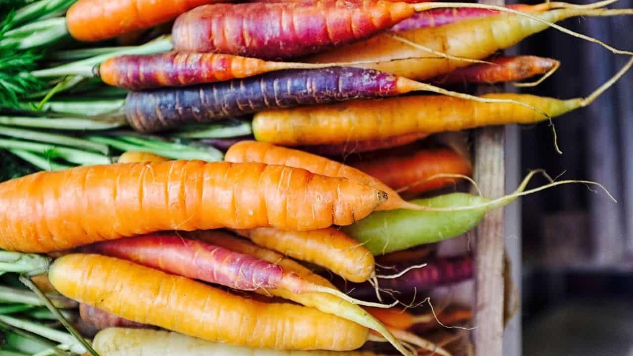 11 Vegetables Grown Underground 2